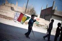 Syrian Kurds urged to rise up against jihadists