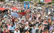 Egypt police call on Morsi supporters to disperse