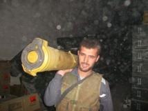 Syria rebels seize ammo depot: watchdog