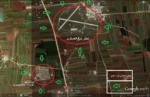 Syria rebel 'moles' wage battle from underground tunnels