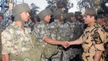 Egypt group claims militants killed by Israel, Egypt denies
