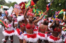 London streets packed for Caribbean-themed carnival