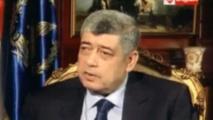 Egypt interior minister survives bomb, warns of 'terrorism'