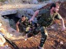 By giving guns to rebels, US tries to squeeze Syrian regime