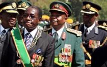Zimbabwe's Mugabe the star in off-Broadway thriller