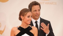Stars hit red carpet for Emmys, online drama tipped