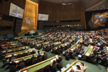 New Syria dispute clouds UN assembly