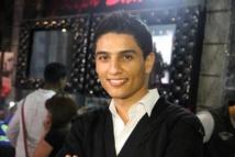 Gaza's Arab Idol winner Assaf in electrifying European debut