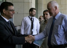 Inspectors report progress on Syria chemical weapons