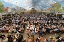 Oktoberfest revellers guzzle more beer than fills two Olympic pools