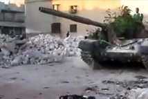 Rebels launch assault on key Syria bases: activists