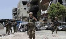 Scores killed in fighting near Damascus: NGO