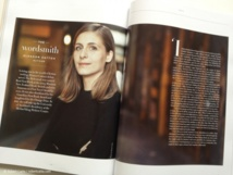 New Zealand author Eleanor Catton wins 2013 Booker Prize