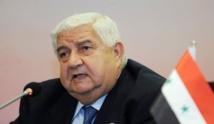 Damascus regime adamant Syrians alone will decide future