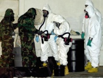All Syria chemical weapons placed under seal: watchdog