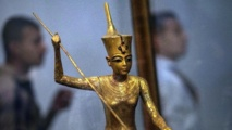 Statue of pharaoh Tutankhamon's sister recovered