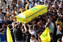 Hezbollah commander killed in Syria, civilians 'executed'