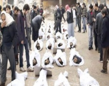 Regime seizes Syria town as conflict passes 1,000th day