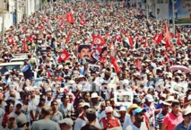 Three years on, Tunisia uprising marked by muted demos