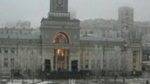 Russian train station blast death toll 14: investigators