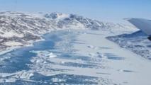 Revealed: Vast water store beneath Greenland's ice