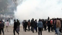 Two die in Egypt clashes between police and pro-Morsi students