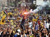 Clashes kill 29 as Egypt marks 2011 uprising