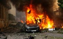 Suicide car bomb kills three at Lebanon army post