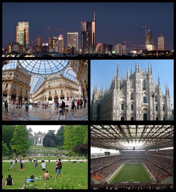 Source: http://en.wikipedia.org/wiki/File:Milano_collage.jpg