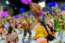 Rio Carnival twist and shouts to Beatlemania