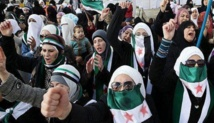 West accuses Syria over 3.5 million in need