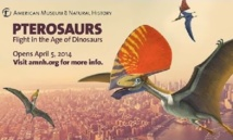 Mysterious prehistoric reptiles fly into NY