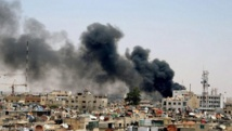 Blackout in Syria's Aleppo enters second week: NGO