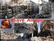 Syria regime raid on Aleppo kills at least 33: NGO