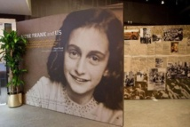 New Anne Frank play reveals 'girl behind the symbol'