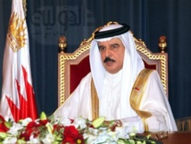 British police ready for protests as Bahrain king arrives