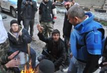 Among Homs ruins, tears and prayers for 'saint' Frans