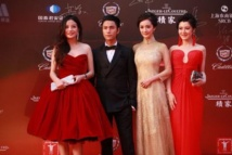 Shanghai film festival opens with domestic focus