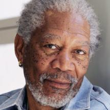 Actor Morgan Freeman 'cried' seeing 1969 Moon landing