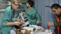 Bloody Sunday as 100 Gazans, 13 Israeli soldiers killed