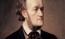 Clouds over Wagner's Green Hill at famed Bayreuth Festival