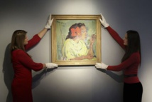 Five paintings by Russian artist stolen from regional museum
