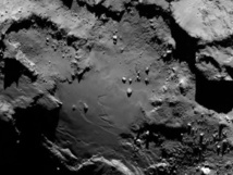 Probe makes space history with rendezvous with comet