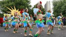 Notting Hill Carnival brings reggae beats to London streets