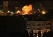 Israel in deadly Gaza air raids, Egypt in new truce plan