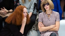 Style priestess Anna Wintour gets NY Fashion Week send-up