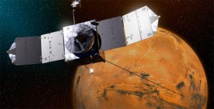 NASA's Mars spacecraft to begin orbit of Red Planet