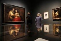 Innovative, energetic: Rembrandt's later works on show in London
