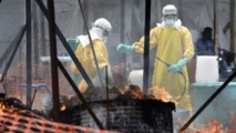 Ebola is 'disaster of our generation' says aid agency