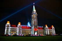 Shots shatter calm at home of Canadian democracy